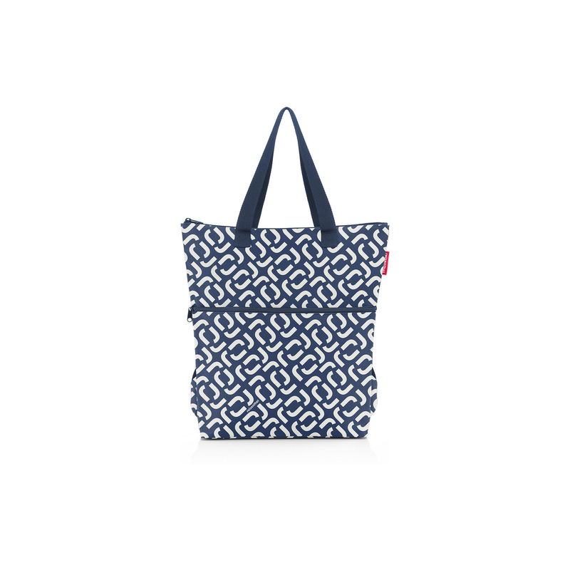 Cooler-backpack, signature navy