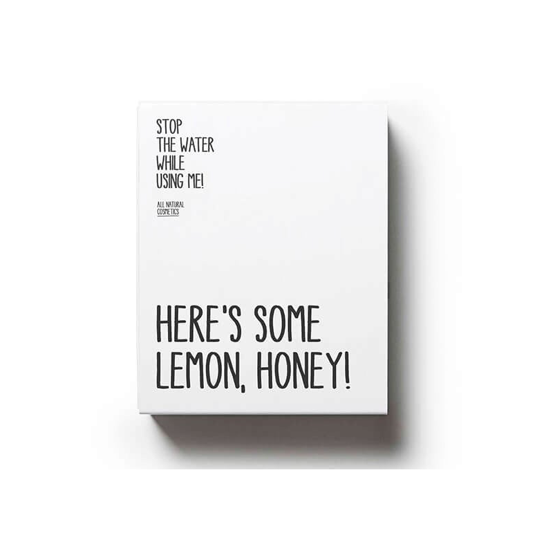 Lemon Honey Handpflegeset