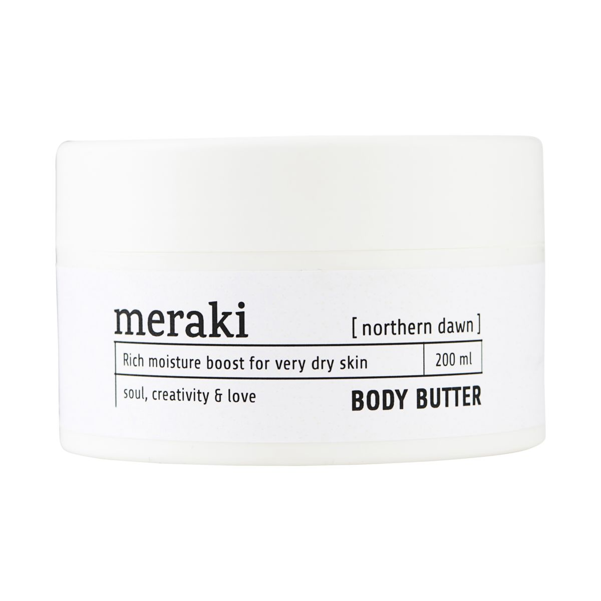 Body Butter Northern Dawn, 200 ml