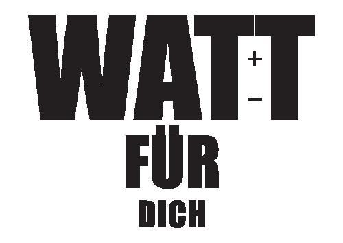 WATT für dich